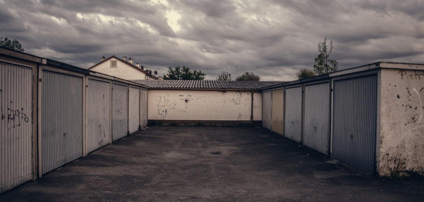 Une porte de garage sectionnelle peut être équipée d'un portillon