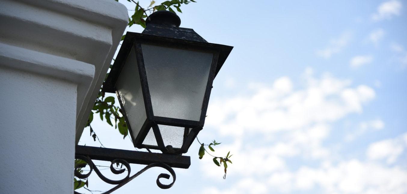 Un éclairage LED pour votre extérieur