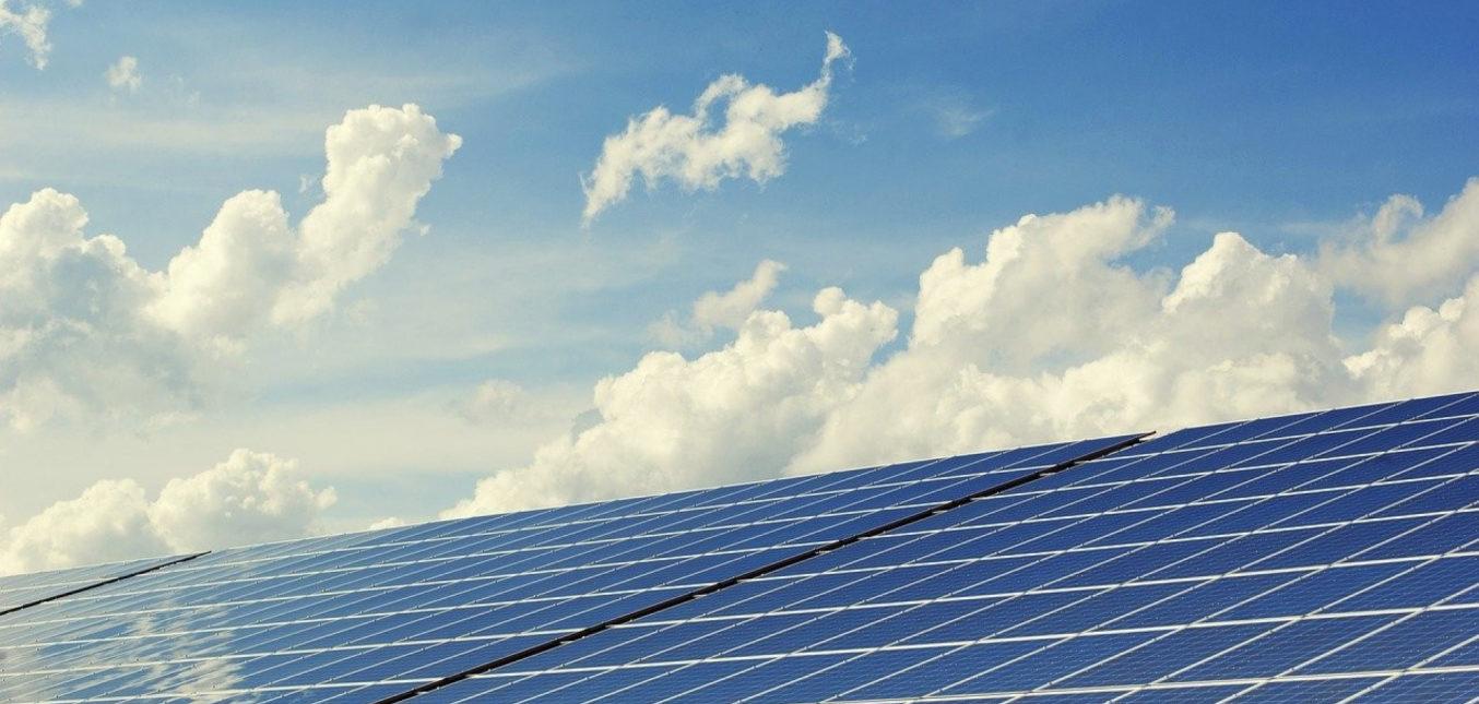 Le boom des panneaux photovoltaïques